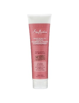 Shea Moisture Peace Rose Oil Complex Nourish & Silken Conditioner   10.3 Fl Oz by Shop This Collection