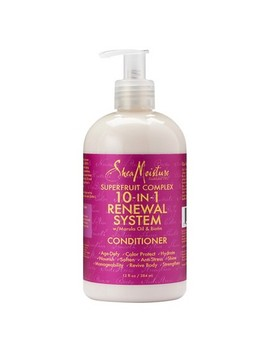 Shea Moisture Superfruit Complex 10 In 1 Renewal System Conditioner   13 Fl Oz by Shea Moisture