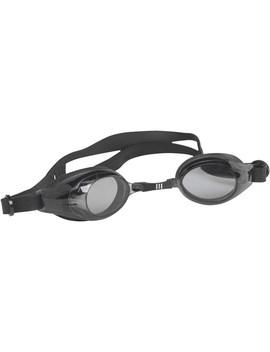 Adidas Waveglider Goggles Black/Metallic Silver/Pantone by Mand M Direct