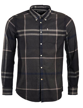Men's Dunoon Plaid Shirt by Barbour