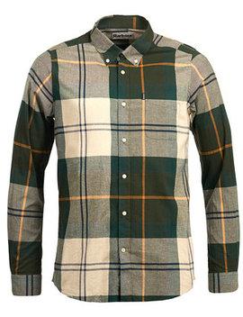 Men's Endsleigh Tartan Plaid Shirt by Barbour