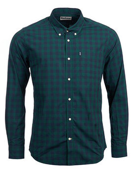 Men's Endsleigh Gingham Shirt by Barbour