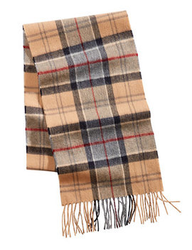 Tartan Plaid Scarf by Barbour