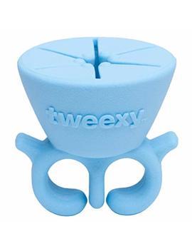 Tweexy   The Original Wearable Nail Polish Bottle Holder, Island Blue by Tweexy
