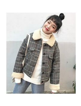 Whoosh   Fleece Collared Button Jacket by Whoosh