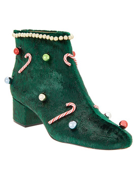 Katy Perry Novelty Garland Ankle Boots   The Caine by Music Royalty, Press Play On These Novelty Garland Ankle Boots Page 1