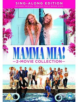 Mamma Mia! 2 Movie Collection (Dvd) [2018] by Amazon
