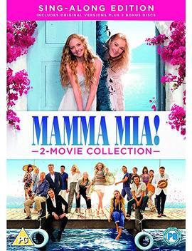 Mamma Mia! 2 Movie Collection (Dvd) [2018] by Amazon