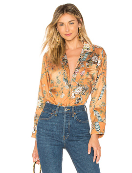 The Draper Pj Top by Icons