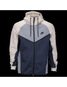 Nike Tech Fleece Colorblocked Windrunner by Foot Locker