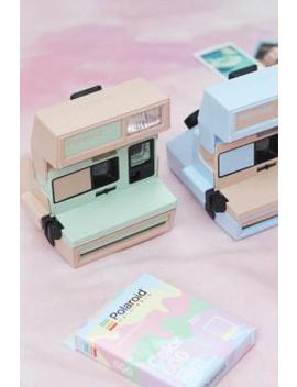Polaroid X Uo 600 Apple Swirl Camera by Polaroid Originals