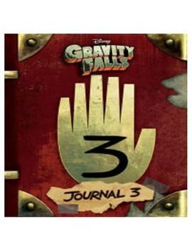 Gravity Falls: Journal 3 (Hardcover) By Alex Hirsch, Rob Renzetti, Andy Gonsalves, Stephanie Ramirez by Target