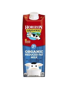 Horizon Organic 2 Percents Milk   32 Fl Oz by Horizon