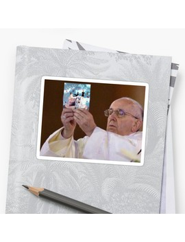 Pope Francis Loves The Regrettes by Jackteight