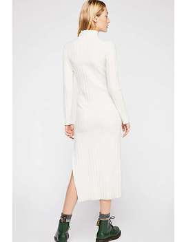 Luna Ribbed Dress by Free People