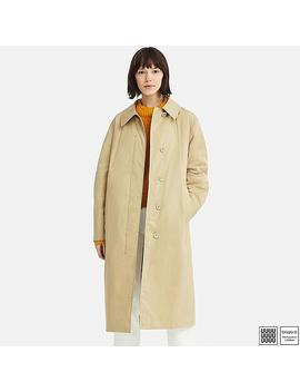 Women U Light Padded Cotton Coat by Uniqlo