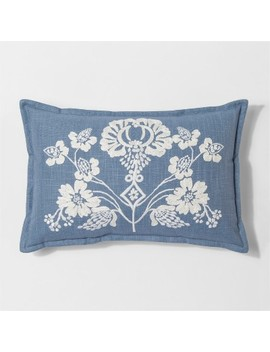 Floral Lumbar Pillow   Threshold™ by Threshold™