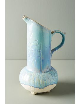 Arendelle Pitcher by Anthropologie