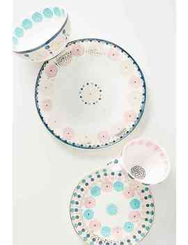Didion Dinner Plates, Set Of 4 by Anthropologie