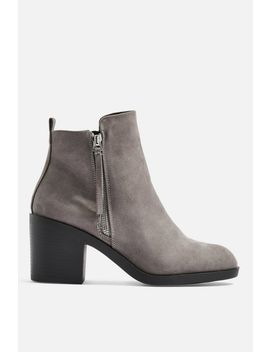 Brittney Unit Boots by Topshop