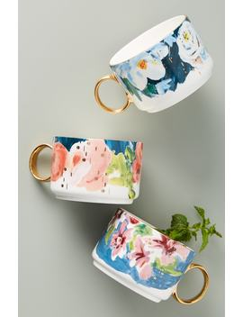 Anais Mug by Anthropologie