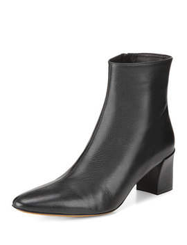 Lanica 55mm Siviglia Leather Booties by Vince