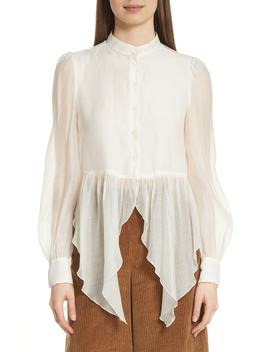 Flounce Blouse by See By ChloÉ