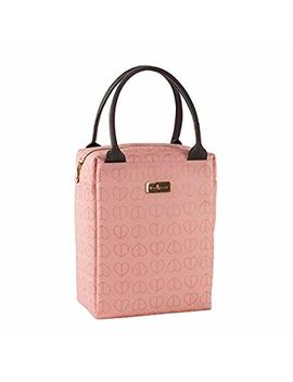Beau And Elliot Blush Lunch Tote by Beau And Elliot