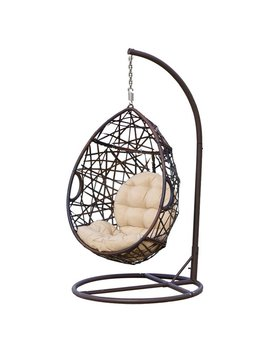 Destiny Tear Drop Swing Chair With Stand by Allmodern
