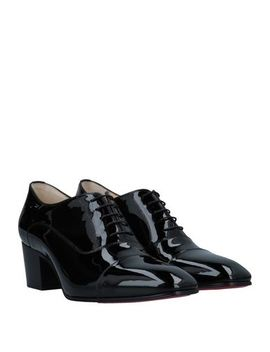 Christian Louboutin Laced Shoes   Footwear by Christian Louboutin