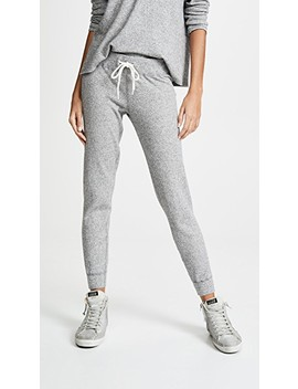 Thermal Cuff Sweatpants by Monrow