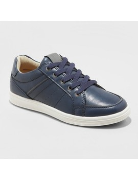Boys' Zain Casual Sneakers   Cat & Jack™ Navy by Cat & Jack™