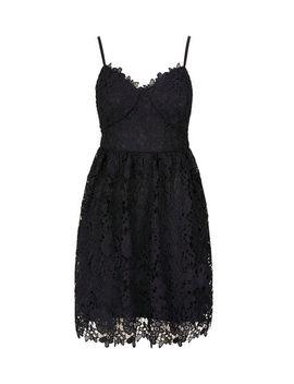 Strappy Crochet Lace Dress by Ricki's