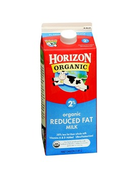 Horizon Organic Organic Reduced Fat Milk64.0 Oz by Walgreens