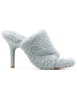 Shearling Mules by Yeezy