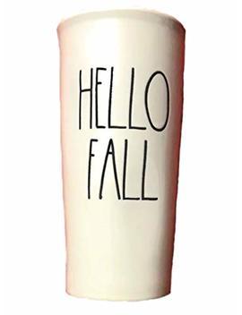 Rae Dunn Hello Fall Mug Travel Tumbler by Rae Dunn By Magenta