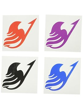Mp001662 Fairy Tail Guild Tattoo Paper (4 Color) by Generic