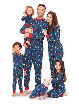 Pajama Gram Matching Christmas Pajamas For Family   Blue by Pajama Gram