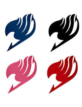 Fairy Tail Temporary Tattoo Stickers Kana End Lucy Gray Anime Cosplay Waterproof by Ebay Seller