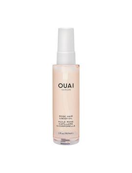 Ouai Rose Hair & Body Oil by Qvc