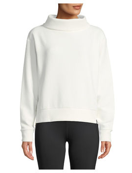 Simon Ribbed Side Zip Sweater by Varley
