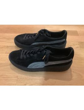 Puma Fenty Rihanna Creepers Black Mens Size 11 Uk by Ebay Seller