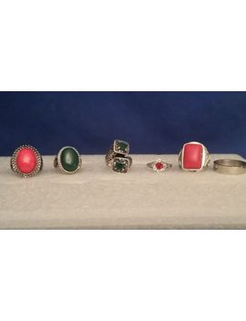 This Is A Nice Lot Of Ladies Vintage Rings And From An Estate by Ebay Seller