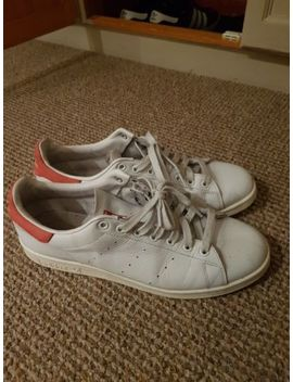 Adidas Originals, Stan Smith, Size 11 Mens White And Red by Ebay Seller