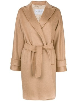 Belted Coat by Max Mara