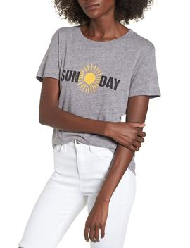 Sun Day Graphic Tee by Sub Urban Riot