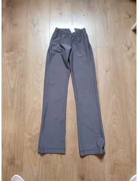 Nike Women Gym/Yoga/Runni<Wbr>Ng/Exercise/ Pants/Trousers In A Grey Colour Size Small by Ebay Seller