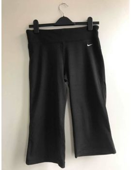 Ladies Nike Black Jogging Gym Trousers Size S by Ebay Seller