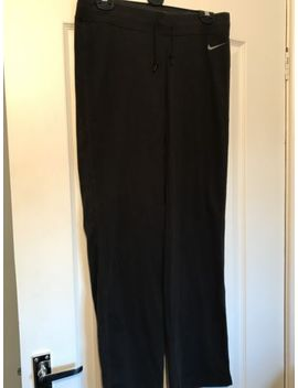 Black Nike Training Trousers Size Medium Great For The Gym Walking Activewear by Ebay Seller