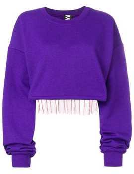 Cropped Sweatshirt by Mia Iam